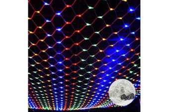 MULTI COLOUR Net Fairy Lights Wedding Party