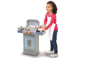 Little Tikes Cook N Grow BBQ Grill Pretend Play/Cooking Toys Kids/Toddler 18m+
