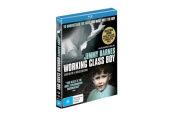 Jimmy Barnes: Working Class Boy Collectors Edition Blu-Ray