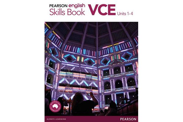 Pearson English VCE Skills Book with Reader+