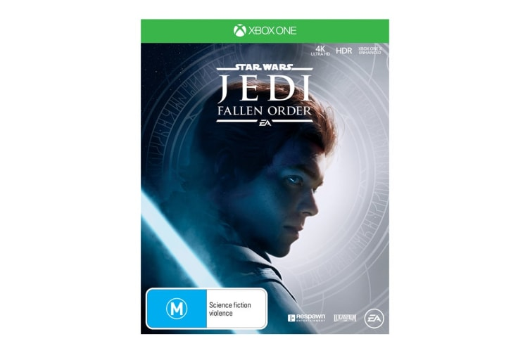 Xbox One X Console 1TB with Star Wars Jedi Fallen Order