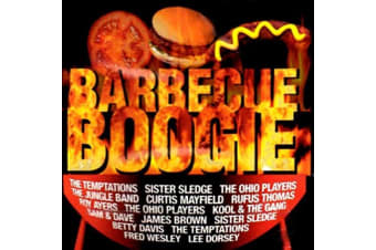 Barbecue Boogie Temptations/Sister Sledge/James Brown/Betty Davis/Roy Ayers NEW
