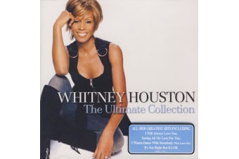 Whitney Houston – The Ultimate Collection PRE-OWNED CD: DISC EXCELLENT