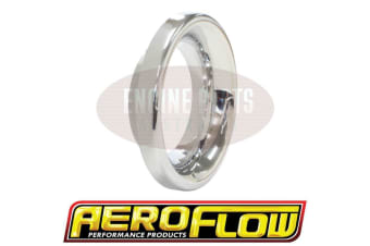 """Aeroflow 6"""" Bellmouth Suit 6"""" Turbo Or Intake Pipe,6"""" O.D Polished"""