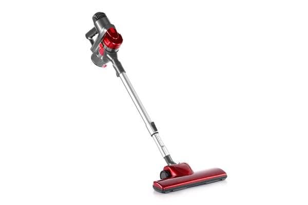Corded Handheld Bagless Vacuum Cleaner (Red/Silver)