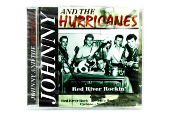 Johnny and the Hurricanes - Red River Rockin' BRAND NEW SEALED MUSIC ALBUM CD