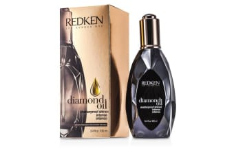 Redken Diamond Oil Shatterproof Shine Intense (For Dull  Damaged Hair) 100ml/3.4oz