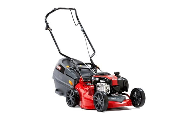 "Rover 140cc 18"" Oxley Petrol Lawn Mower with Briggs & Stratton OHV 550ex Engine"