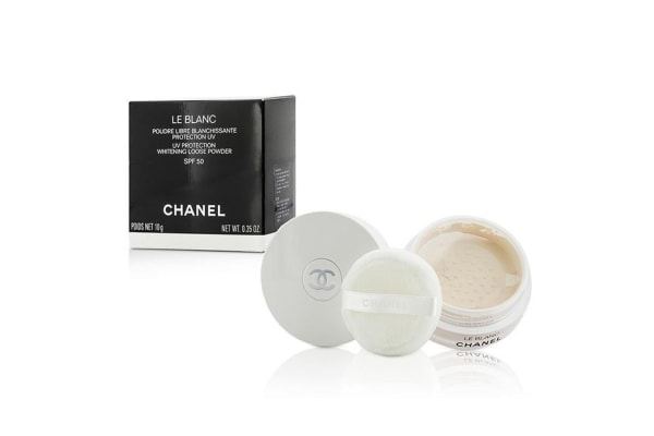 Chanel Le Blanc UV Protection Whitening Loose Powder SPF 50 (10g/0.35oz)