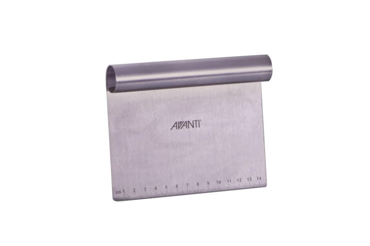 Avanti Stainless Steel Dough Scraper