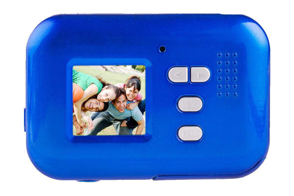 Vivitar 10.1MP Digital Kids Camera (Blue)