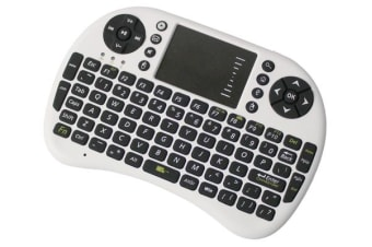 2 4Ghz Mini Wireless Keyboard Touchpad Mouse Combo Rechargeable Usb 2 0  Ukb-500