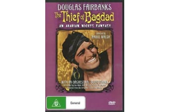 THIEF OF BAGDAD THE (1924)
