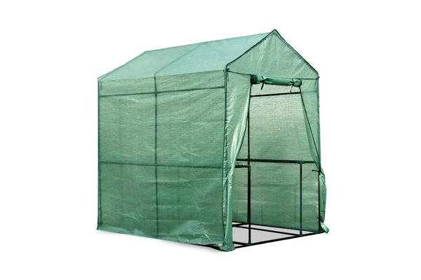 Image of 1.9 x 1.2M Walk-in All Weather Green House