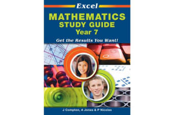 Excel Year 7 Mathematics Study Guide
