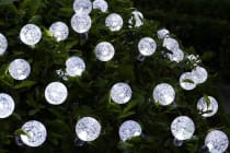 20 Solar LED Decorative String Lights