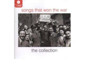 Songs That Won The War The Collection BRAND NEW SEALED MUSIC ALBUM CD
