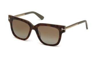 Tom Ford Tracy FT0436 - Havana (Brown Polarised lens) Womens Sunglasses