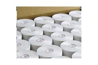 CALIBOR BOND PAPER 76X76 24 ROLLS / BOX