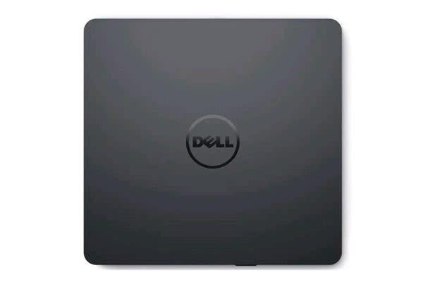 Dell External DVD-Writer Black USB 2.0