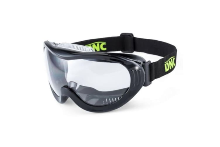 Safety Glassess EW 31 series UV Protection anti fog both sides polycarbonate lens use humid
