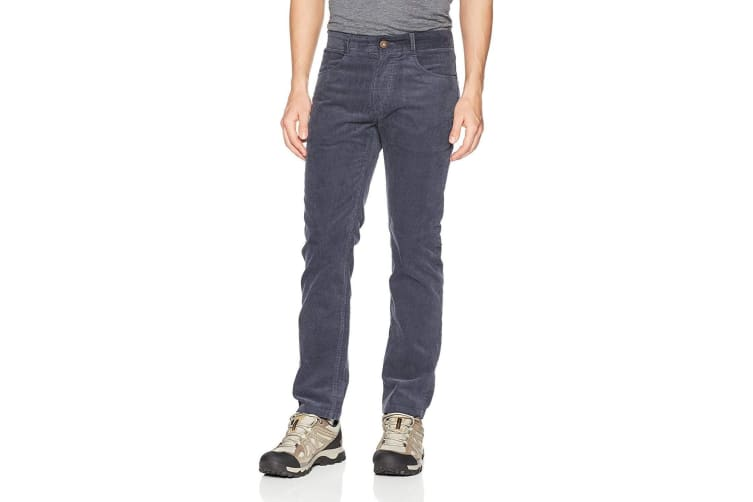 Craghoppers Mens Bardsey Corduroy Trousers (Ombre Blue) (42R)