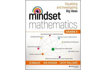 Mindset Mathematics - Visualizing and Investigating Big Ideas, Grade 5
