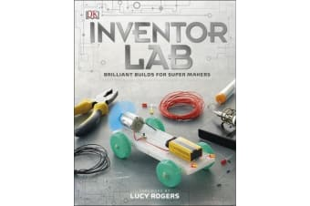 Inventor Lab - Projects for genius makers