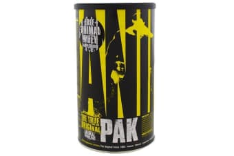Universal Nutrition Animal Pak Training Supplement - 44 Packs