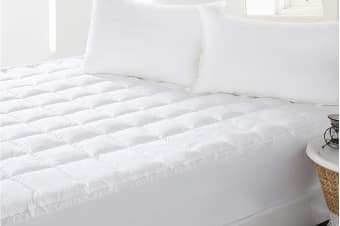Jason Anti-Bacterial Mattress Topper (Double)