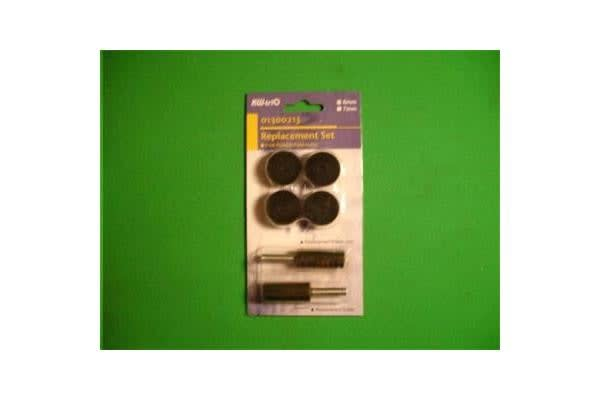 KW Trio Spare Replacement Cutter/ Disc Set For 933