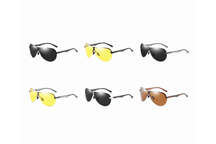 Sports Polarized Sunglasses Uv Protection Fashion Sunglasses - 2