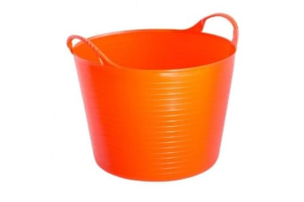 Red Gorilla Flexible Tubtrug (Orange)