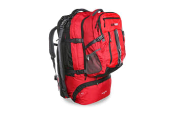 BlackWolf Cedar Breaks 75 Travel Pack - Chilli