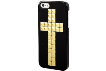 For iPhone SE 5S 5 Case Golden Cross High-Quality Shielding Cover