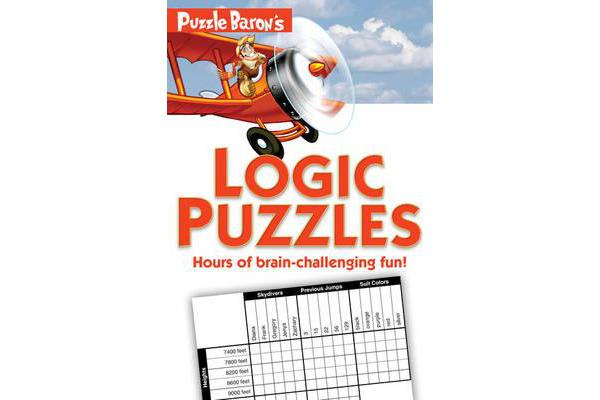 Image of Puzzle Baron's Logic Puzzles