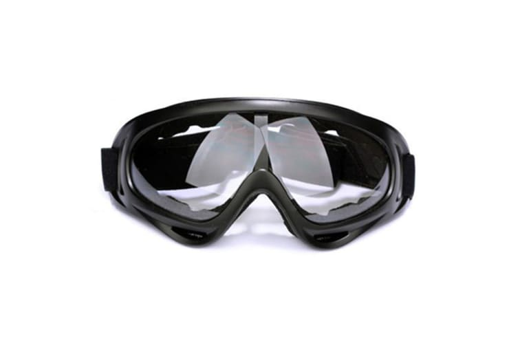 Ski Goggles  Snowboard Goggleswith 100% UV400 Protection,Wind Resistance, Anti-Glare Lens Crystallens