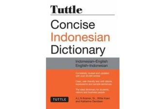 Tuttle Concise Indonesian Dictionary - Indonesian-English English-Indonesian