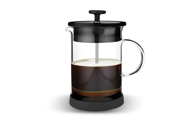 Tramontina Coffee Plunger with Silicone Base (Black)