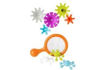 Boon Water Bugs w/ 5pc Cogs Building Gears Floating Bath Toy for Baby/Kids Play