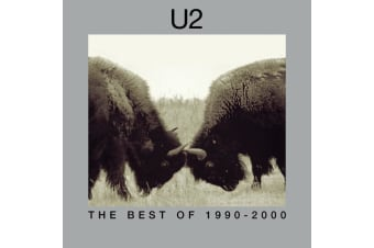 U2 The Best of 1990-2000 & B-Sides PRE-OWNED CD: DISC LIKE NEW