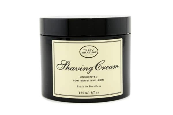 The Art Of Shaving Shaving Cream - Unscented (For Sensitive Skin) (150g/5oz)