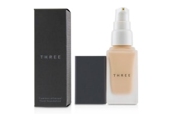 THREE Flawless Ethereal Fluid Foundation SPF36 - # 100 30ml/1oz