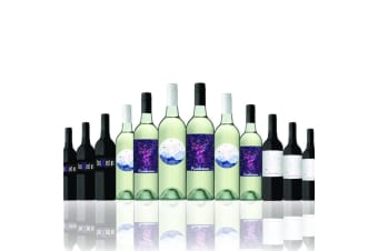 12 Bottles of Premium Mix Dozen 750ML
