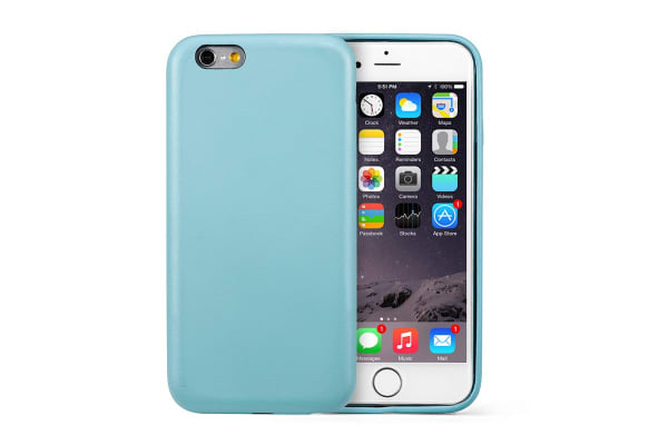 Leather Case for iPhone 6/6s (Blue)
