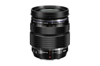 Olympus M.Zuiko Digital ED 12-40mm f/2.8 PRO Lens (Black)