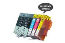 920XL Compatible Inkjet Set Plus Extra Black