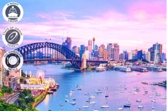 SYDNEY: 5 Day 2020 Holden State of Origin Game 2 P&O Cruise Package Departing Brisbane for Two