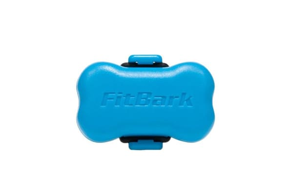 FitBark Dog Activity Monitor - Life of the Party Blue