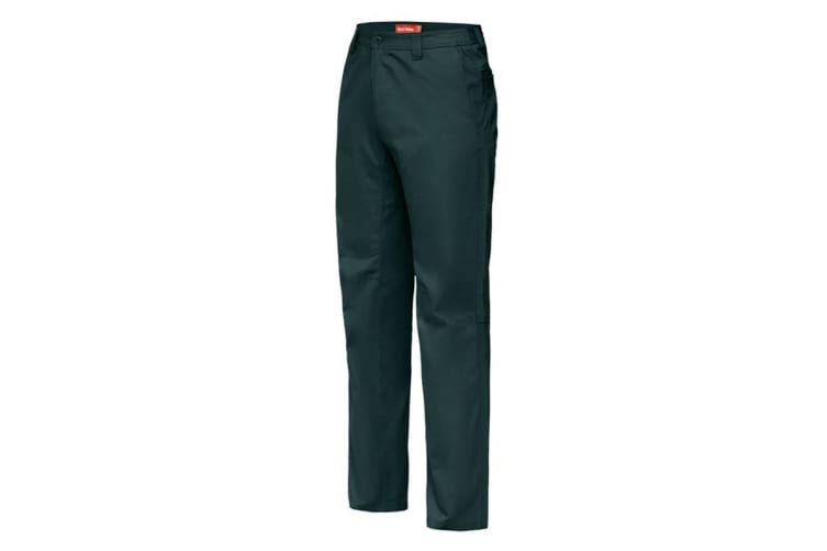 Hard Yakka Men's Koolgear Ventilated Pant (Green, Size 72)